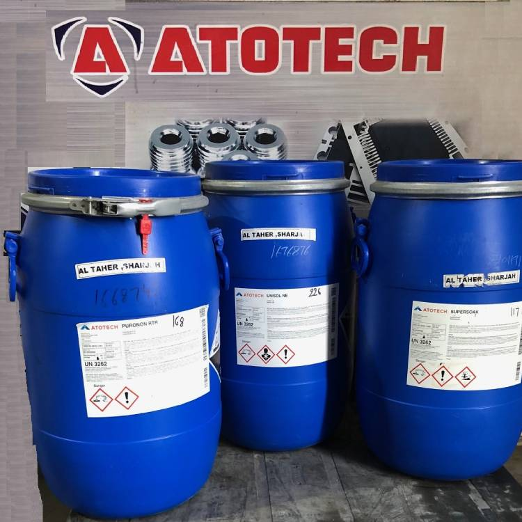 Atotech Corrosion Resistant Coating Chemicals
