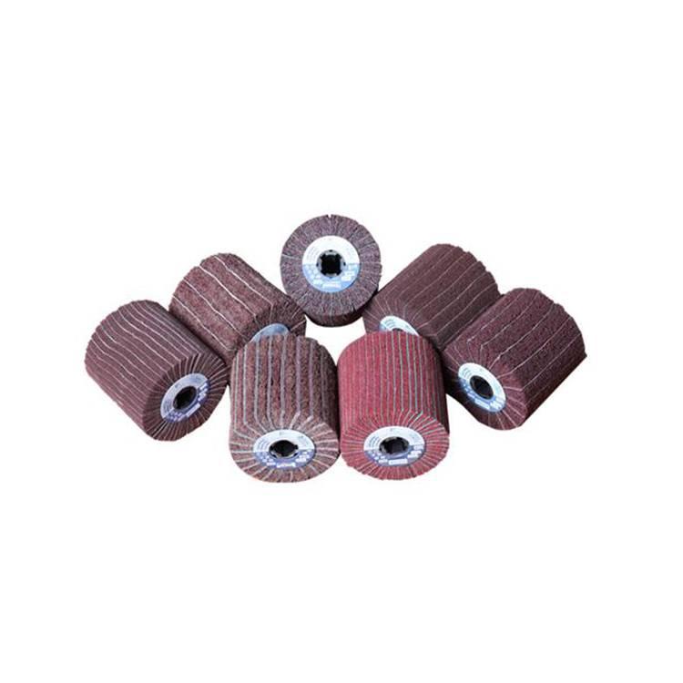 Non-woven wheels
