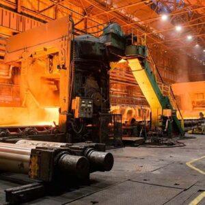 Lubricon WD 3E 400ml in Steel Industry